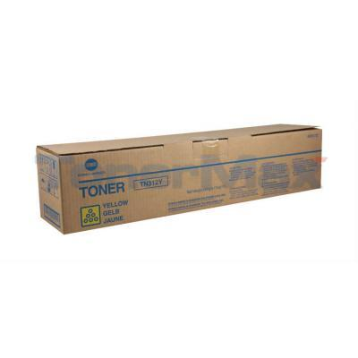 KONICA BIZHUB C352 TONER YELLOW